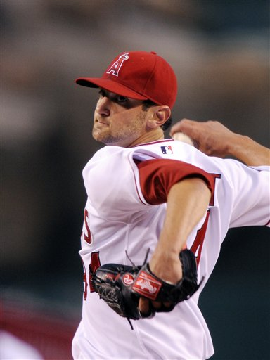 Angels Adenhart Killed Baseball